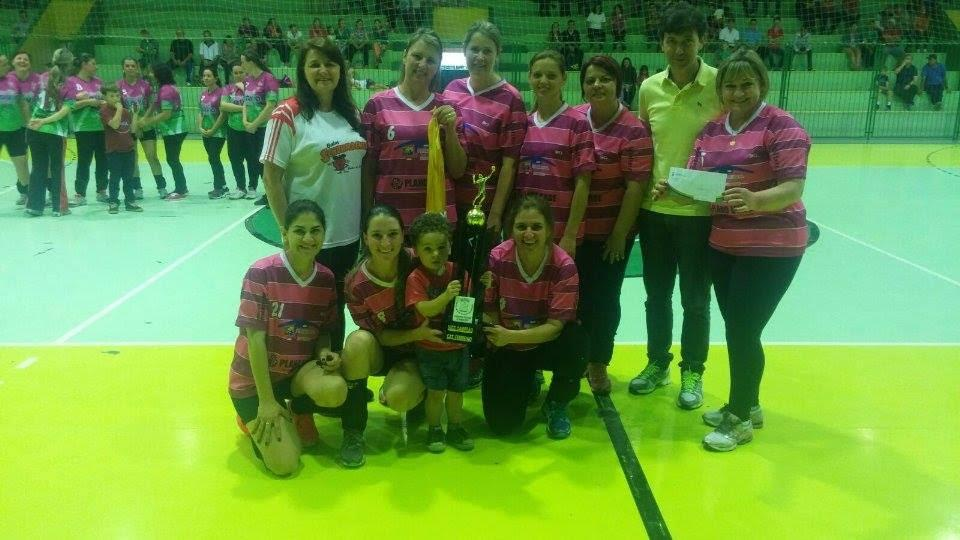 2º Lugar Voleibol Feminino