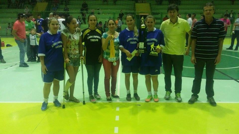 3° Lugar Futsal Feminino