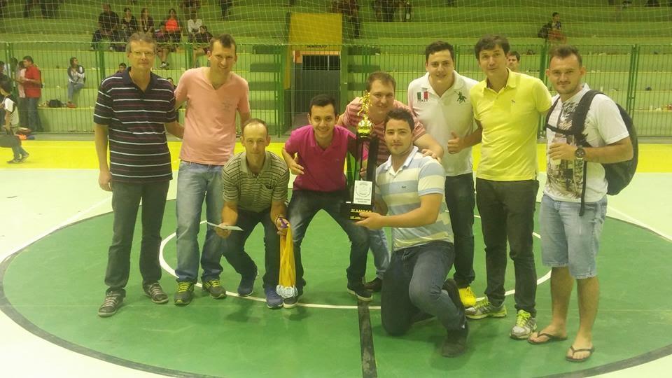 3º Lugar Futsal Livre - 1ª divisão