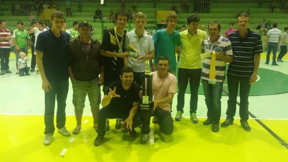 3º Lugar Futsal Livre - 2ª divisão