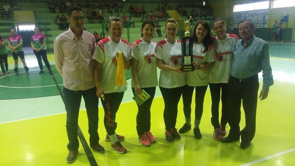3º Lugar Voleibol Feminino
