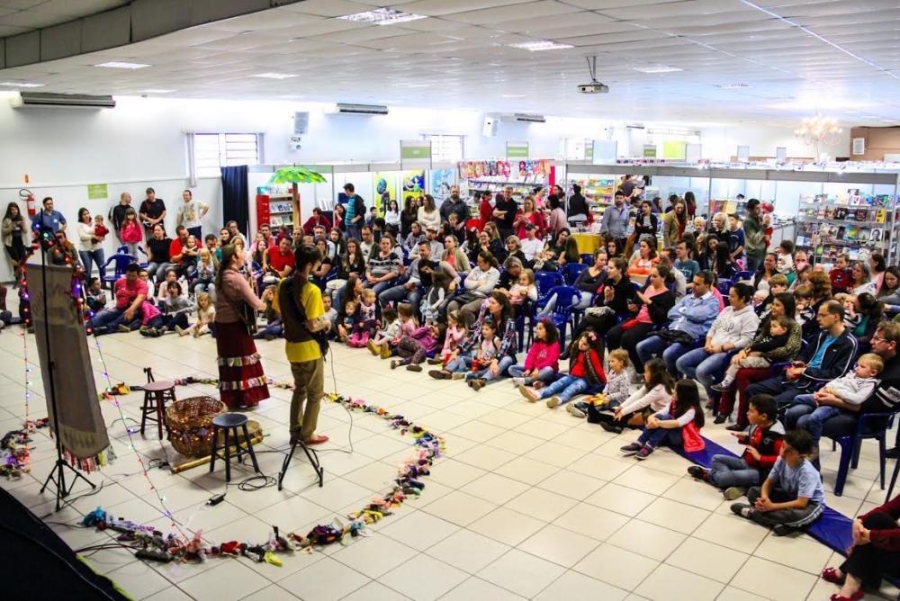Cirandinha, com Nana Toledo - Foto Tiago Amado