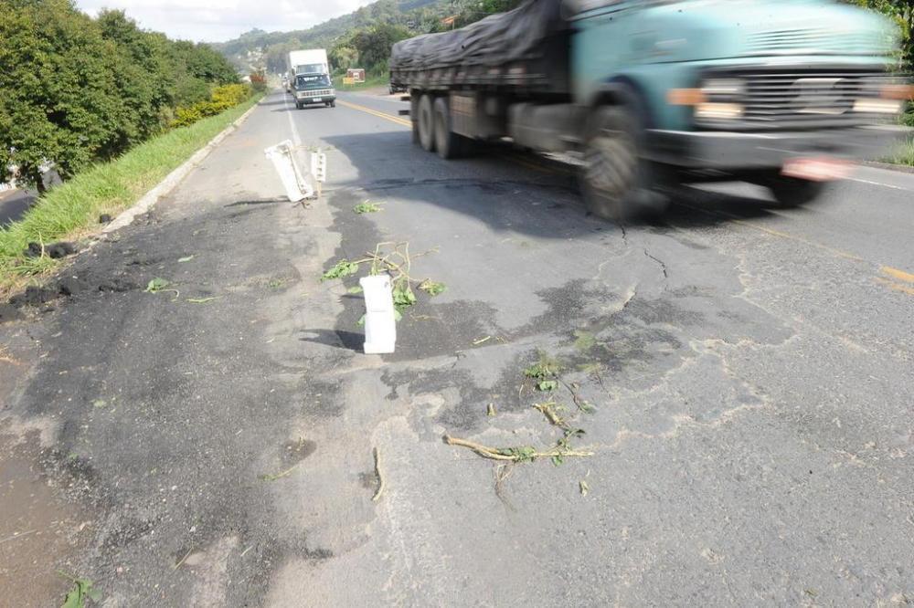 KM 144, EM RIO DO SUL (Patrick Rodrigues, Agência RBS)