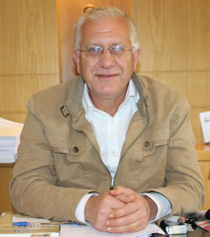 Líder do executivo de Ituporanga, Arno Zimmermann (Foto: Divulgação)