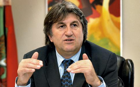 Secretário de Estado de Turismo, Cultura e Esporte, Leonel Pavan (Foto: Divulgação)