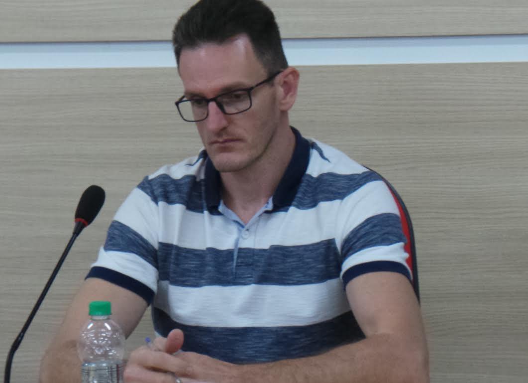 Vereador Leandro Heinzen (PSB)