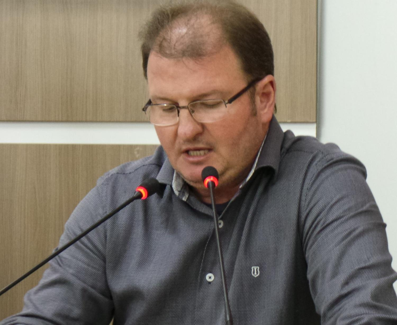 Vereador Marcelo Machado (PP) (Foto: Divulgação)