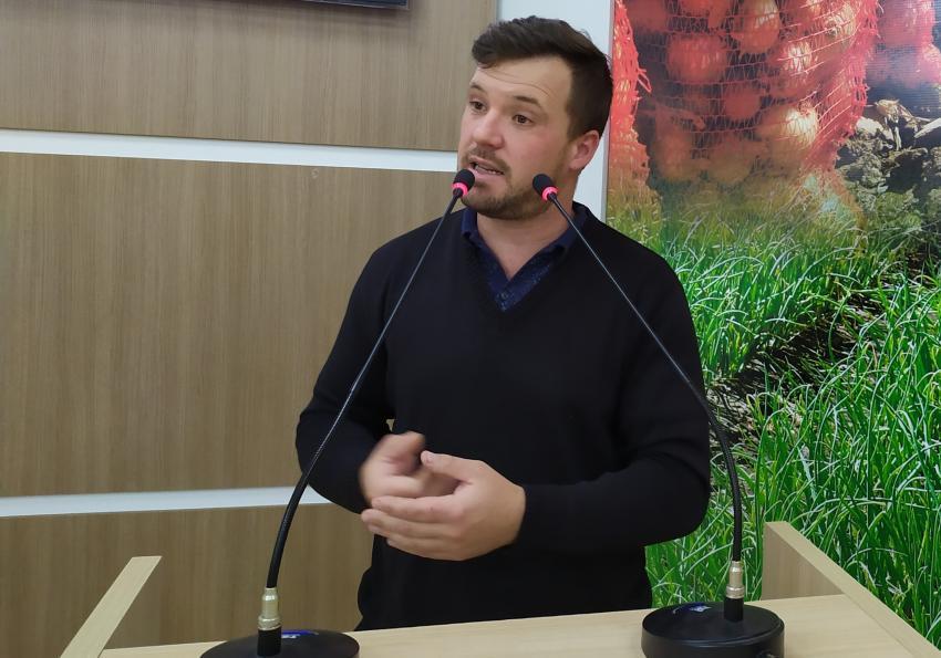 Vereador Diogo Gastaldi (MDB) - Foto: Divulgação