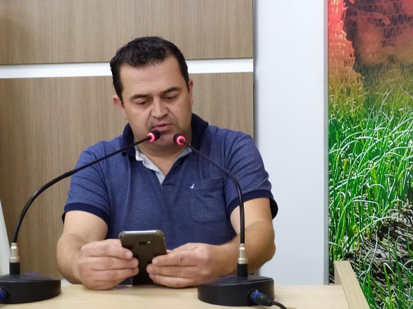Vereador Leandro May (PSDB)