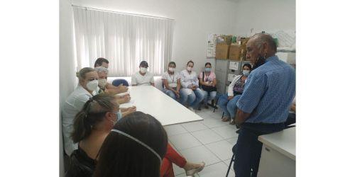 Administração de Ituporanga inicia os preparativos para a vacinação contra a Covid-19