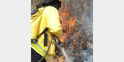 Alto Vale já registrou mais de 170 incêndios em vegetação neste ano
