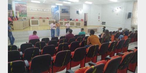 Artistas locais de Ituporanga ainda aguardam repasse dos recursos de auxílio concedido por conta da pandemia