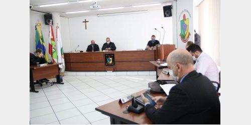 Câmara de Rio do Sul aprova redução de 10% no salário dos vereadores a partir da próxima legislatura