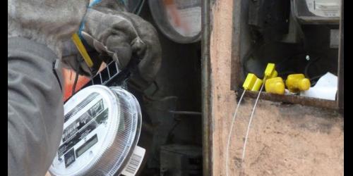 Cidadão é preso por furto de energia elétrica