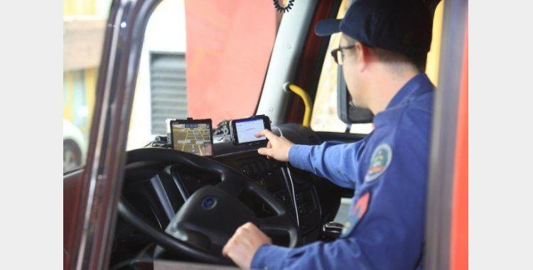 Corpo de Bombeiros Militar investe em tecnologia e diminui tempo de resposta em ocorrências