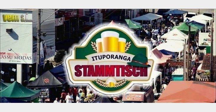 Domingo é dia de Stammtisch em Ituporanga