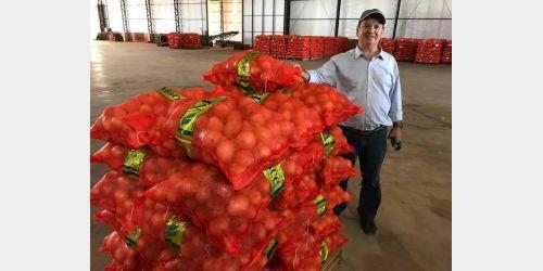 Em mensagem a Bolsonaro e parlamentares, deputado ituporanguense cobra respeito aos produtores de cebola