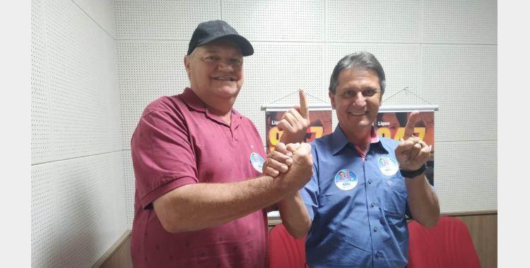 Entrevista: Abel da Silva (PP) candidato a prefeito de Chapadão do Lageado #Eleições2020
