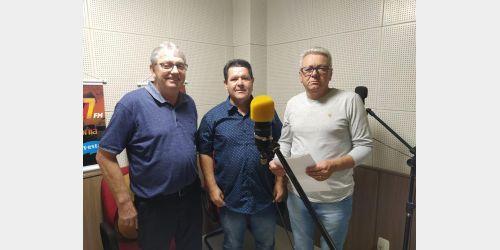 Entrevista: Rogério Domingos (PP) candidato a prefeito de Petrolândia #Eleições2020