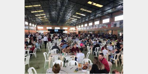 Festa do Seminário São Francisco de Assis arrecada mais de R$ 180 mil