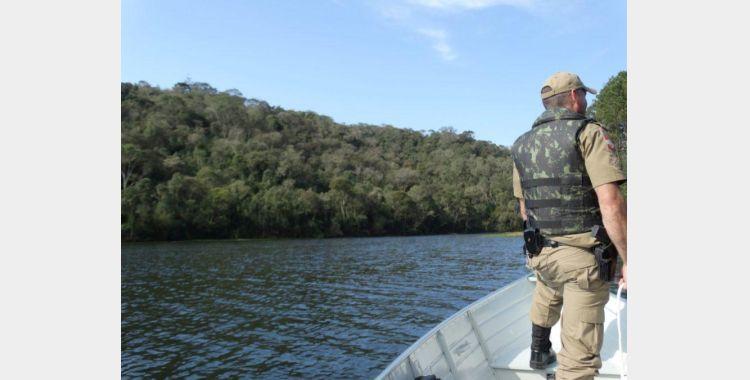 Fiscalizações são intensificadas na Represa Perimbó em Petrolândia