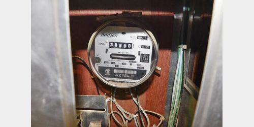Fraude altera consumo de energia elétricano Alto Vale