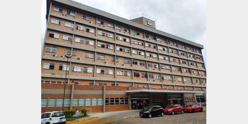 Hospital Regional Alto Vale em Rio do Sul libera visitação em horário reduzido