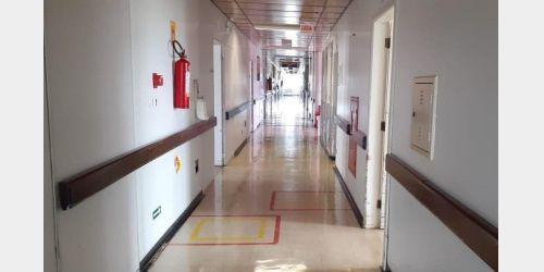 Hospital Regional Alto Vale segue com planejamento para atendimento a casos do Covid-19