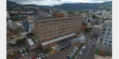 Hospital Regional decide suspender cirurgias que necessitem de vaga na UTI