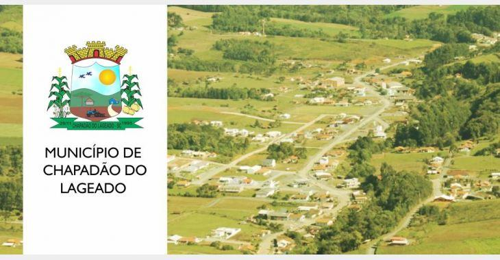 Iniciada primeira etapa da construção do centro de eventos de Chapadão do Lageado
