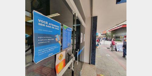 INSS retoma perícias médicas em seis agências de SC
