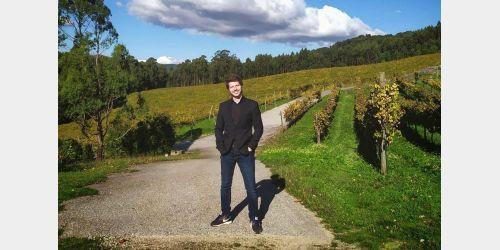 Ituporanguense viaja oito países em busca de conhecimento sobre vinhos