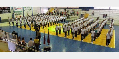 Juramento à Bandeira será nesta quarta em Ituporanga