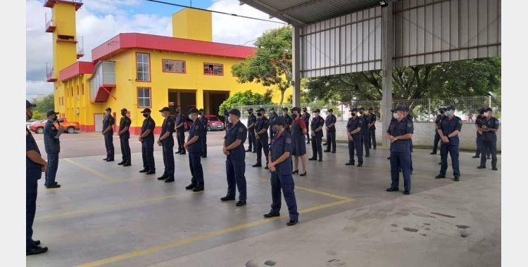Mais dois profissionais passam a integrar o Corpo de Bombeiros de Ituporanga