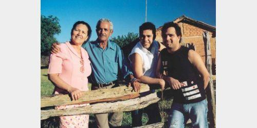 Morre Seu Francisco, pai da dupla Zezé di Camargo e Luciano