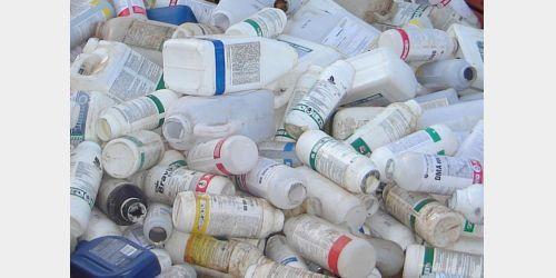 40 mil embalagens de Agrotóxicos são recolhidas durante campanha em Atalanta