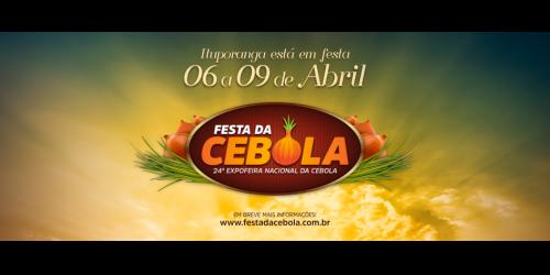 Abertas inscrições para participar da exposição de cebola durante a Expofeira Nacional em Ituporanga