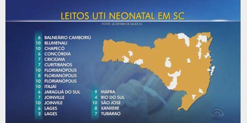 Alto Vale não têm leitos da UTI neonatal suficientes para atendimento