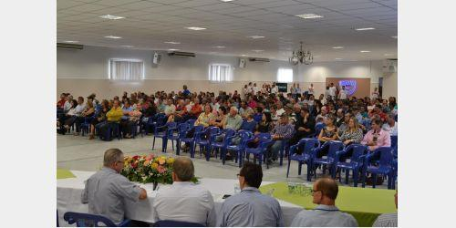 Associados Sicoob Alto Vale aprovam contas e elegem novo Conselho de Administração