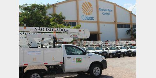 Celesc promove ações na região para amenizar problemas com falta de energia no verão