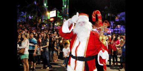Chegada do Papai Noel em Ituporanga será neste domingo