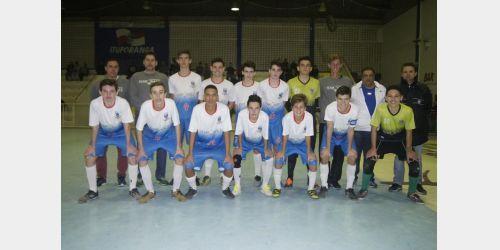 Futsal Sub 15: Ituporanga e Seara disputam vaga