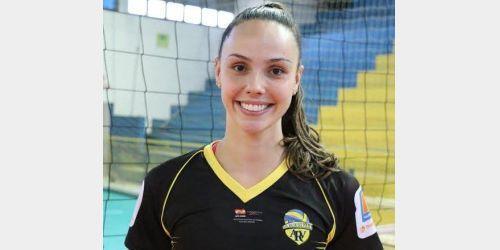 Jogadora de Rio do Sul anuncia desligamento do time