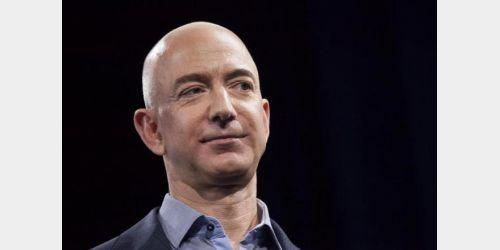 Mundo: Jeff Bezos, da Amazon, é o homem mais rico do mundo