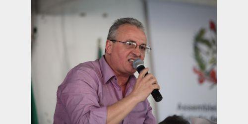 Secretário regional anuncia liberação de recursos para municípios da região e operação tapa buracos para rodovias que cortam a região do Alto Vale
