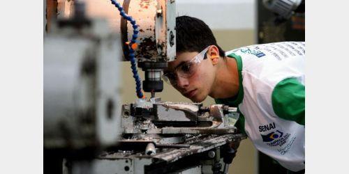 Senai Alto Vale oferece quatro cursos de qualificação em Ituporanga