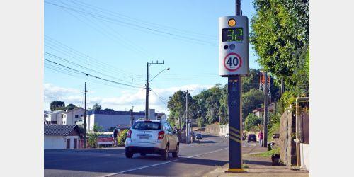 TCE aponta irregularidades em radares de Ituporanga