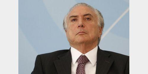 Temer assina decreto que regulamenta socorro financeiro a Estados