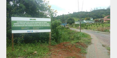 Trombudo Central é o único município do Alto Vale que possui Lei obrigando Executivo instalar placas explicando motivos de obras paralisadas