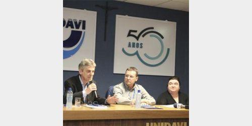 Unidavi lança curso de mestrado em Direito
